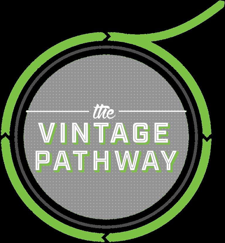 Vintage Pathway Full Logo